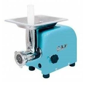 Picador-de-Carne-CAF-Gourmet-Bivolt-Azul
