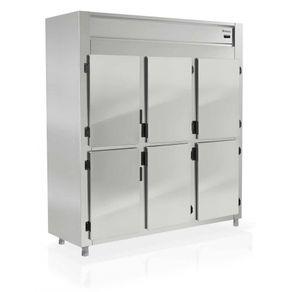 Geladeira-Industrial-Gelopar-6-Portas-GREP-6P