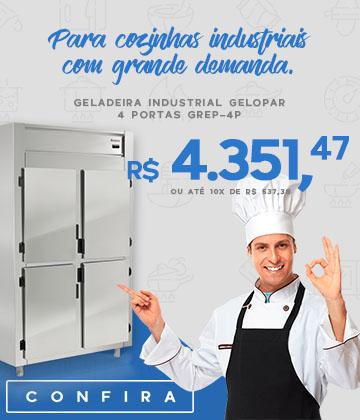 Geladeira GREP-4P